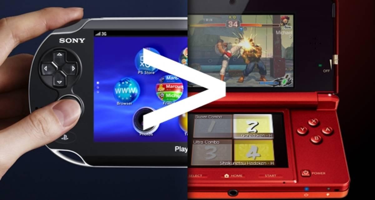 PSP популярнее Nintendo 3DS в Японии