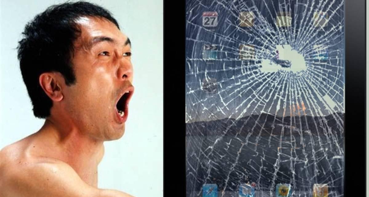 Продажи iPad 2 вызвали драку в китайском Apple Store