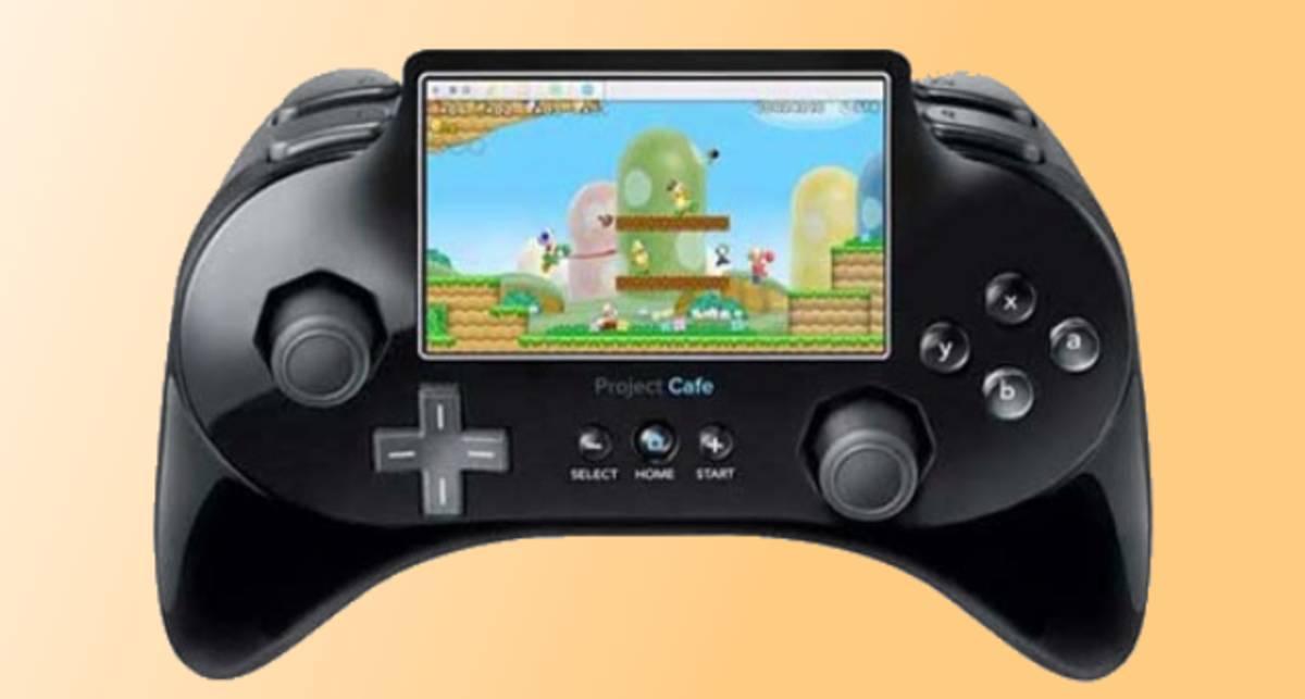 Nintendo Wii 2 обладает контроллером с сенсорным экраном