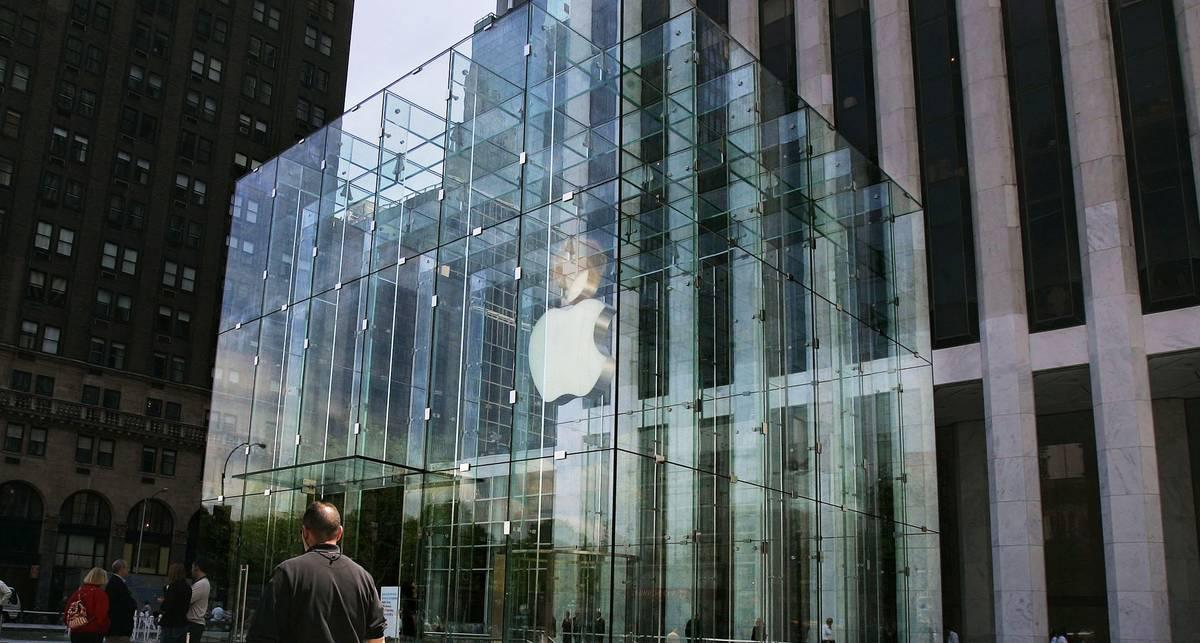 Apple закрыла стеклянный куб