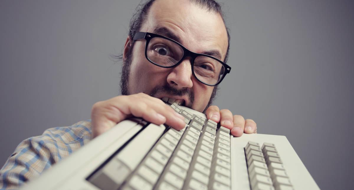 Работа за компьютером: пять самых вредных привычек