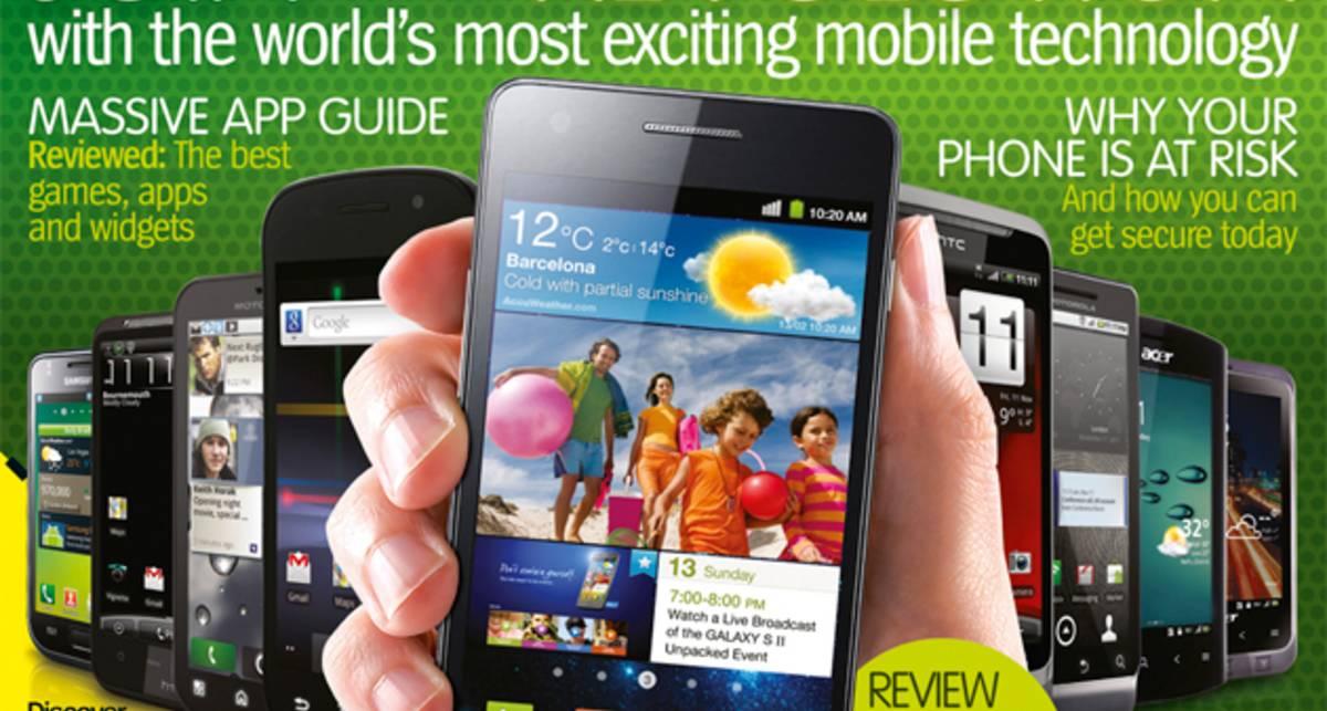 Выпущен первый бумажный журнал об Android