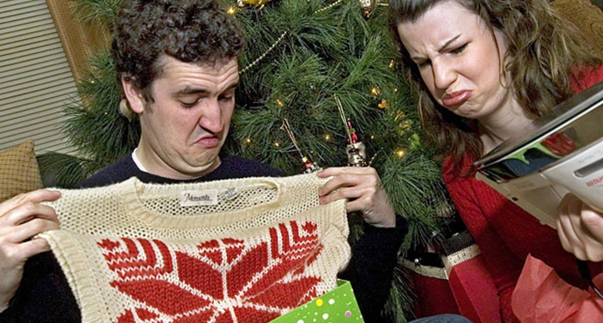 Самые тупые подарки на Новый год