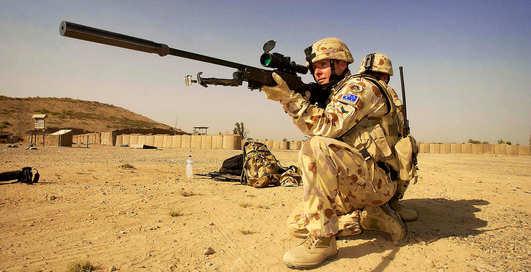 Мечта всех снайперов: крутая винтовка от завода Маяк