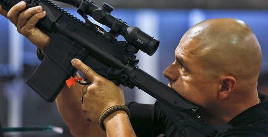 Мужские стволы: лучшие огнестрелы собрались в Вегасе