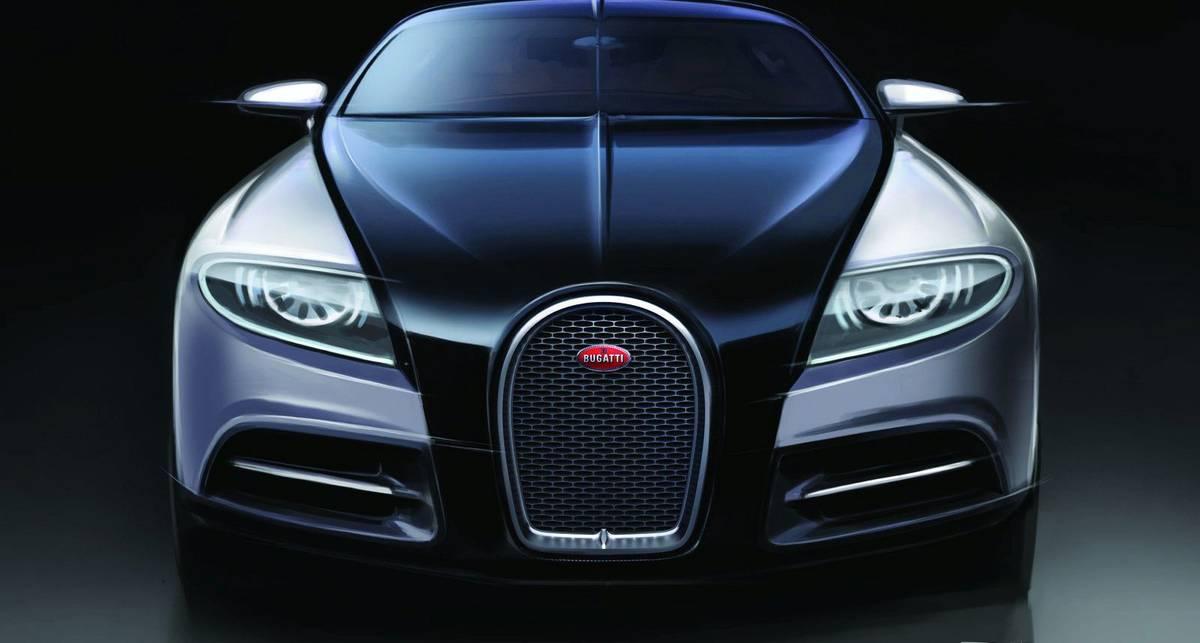 Bugatti за ?1,5 миллиона появится через 2 года