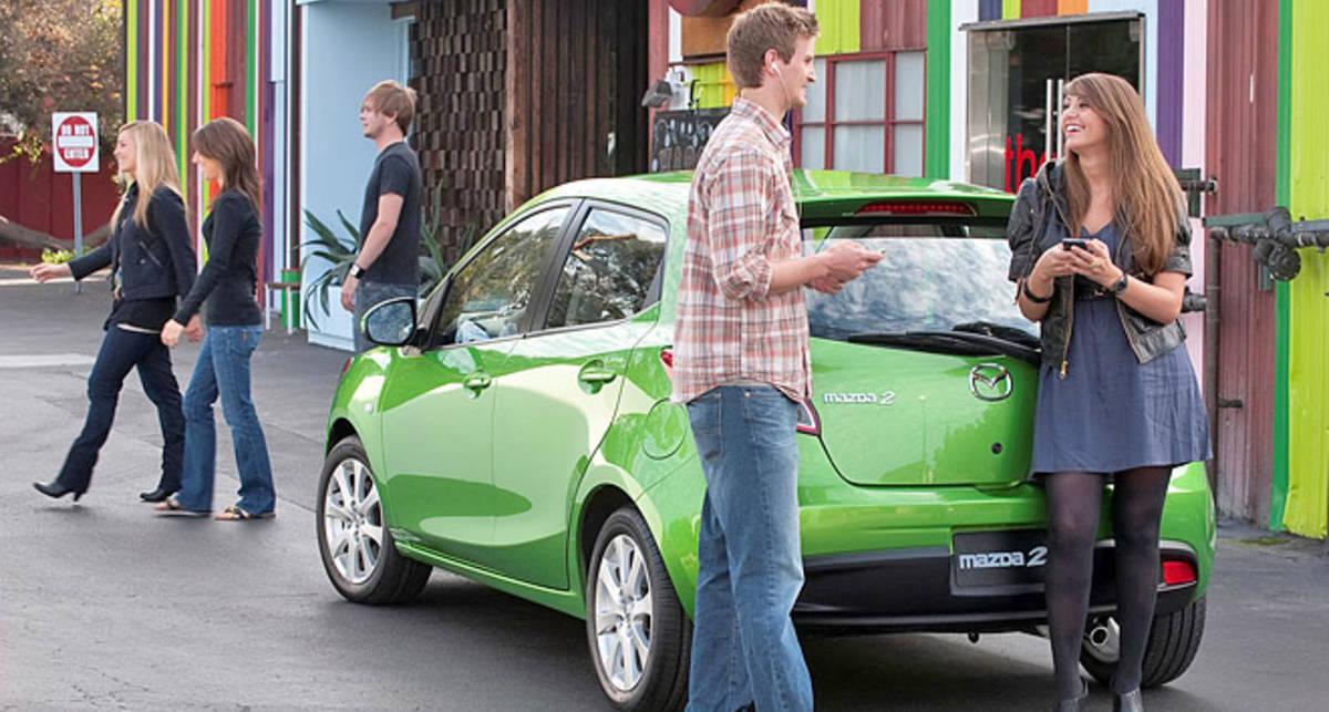 Mazda запустила в продажу революционное авто (фото)