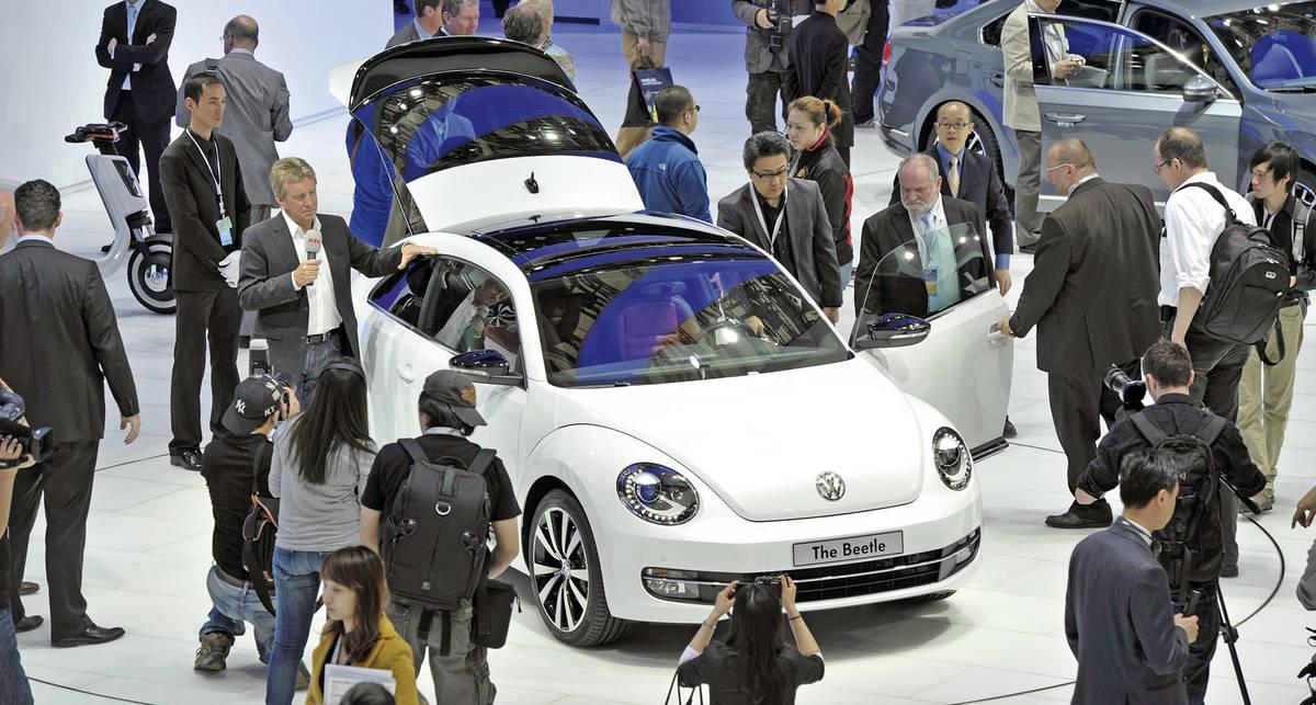 В Украину вернется легендарный Volkswagen (фото)