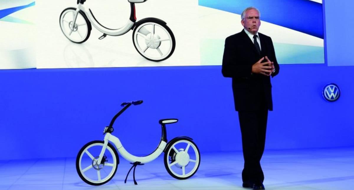 ТОП-10 автобрендов, которые поставили на велосипеды (фото)