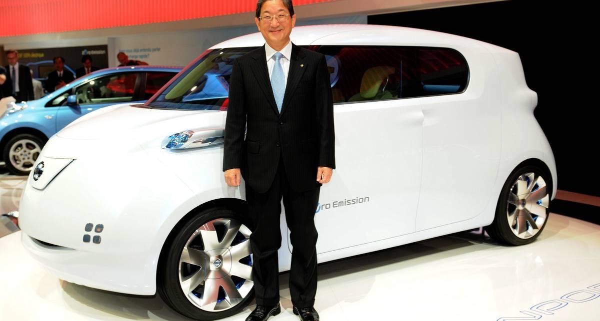 Nissan будет представлять новинку каждые 6 недель (фото)