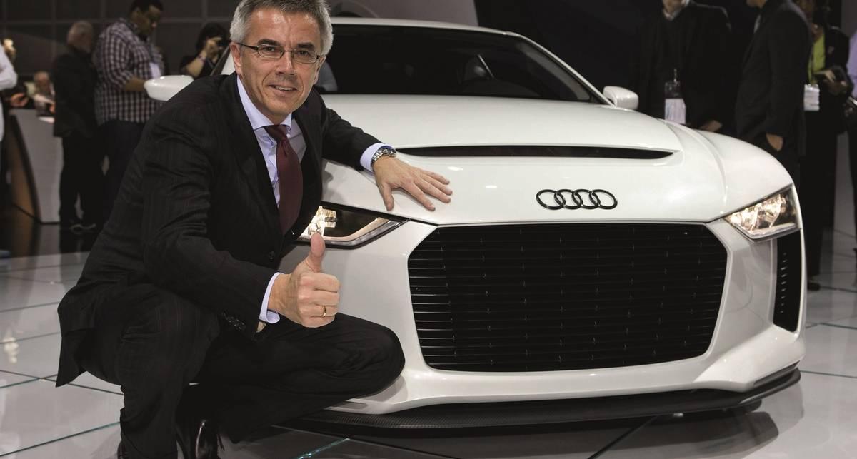 Судьба новой модели Audi решится в сентябре