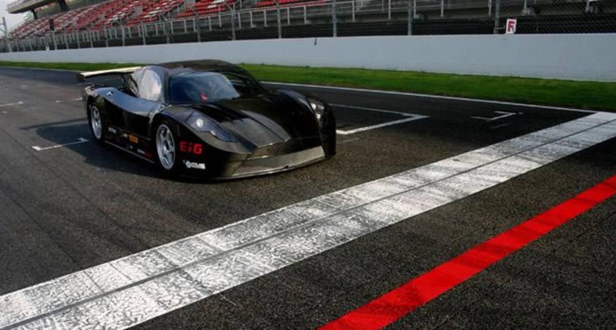 Испанцы создали самый быстрый электрокар в мире (фото)