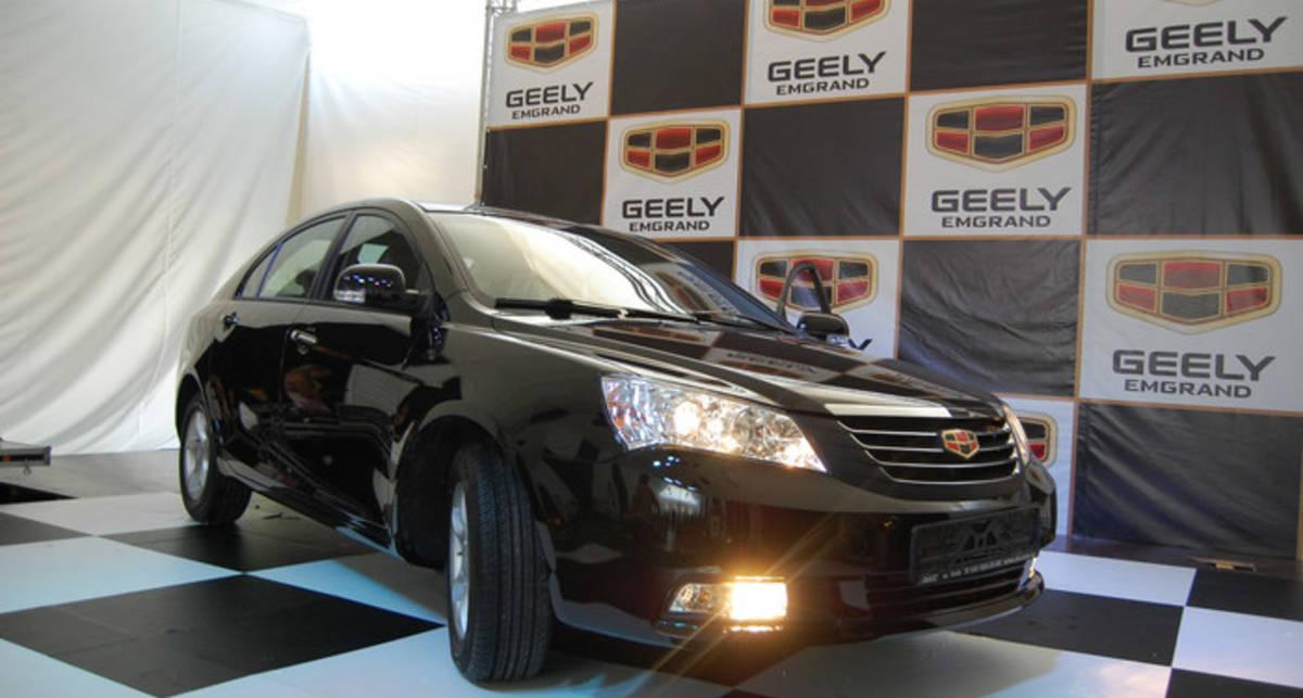 Нулевой кредит для Geely Emgrand EC7 и Chevrolet Niva