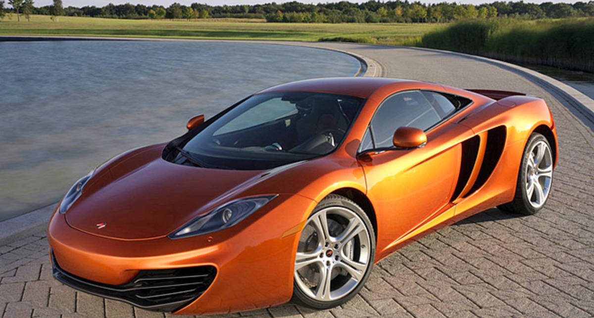 McLaren представил долгожданный суперкар