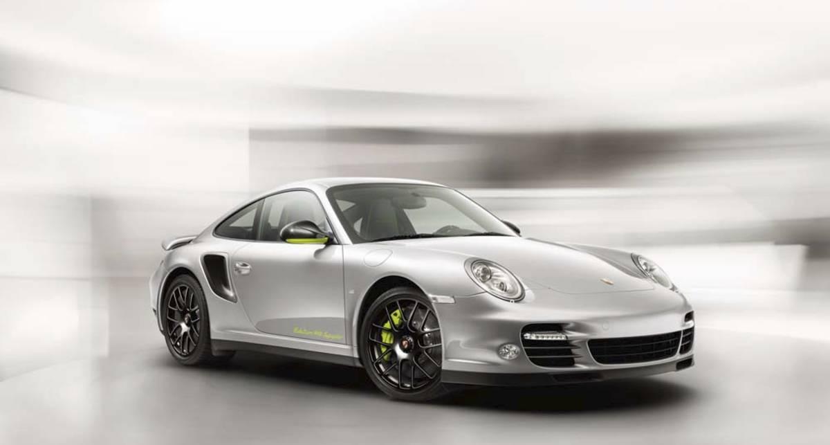 Porsche приготовил суперкар для суперкара (фото)