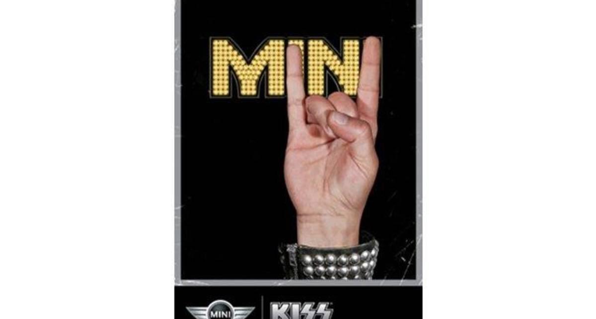 Из MINI сделали рок-звезд (фото)