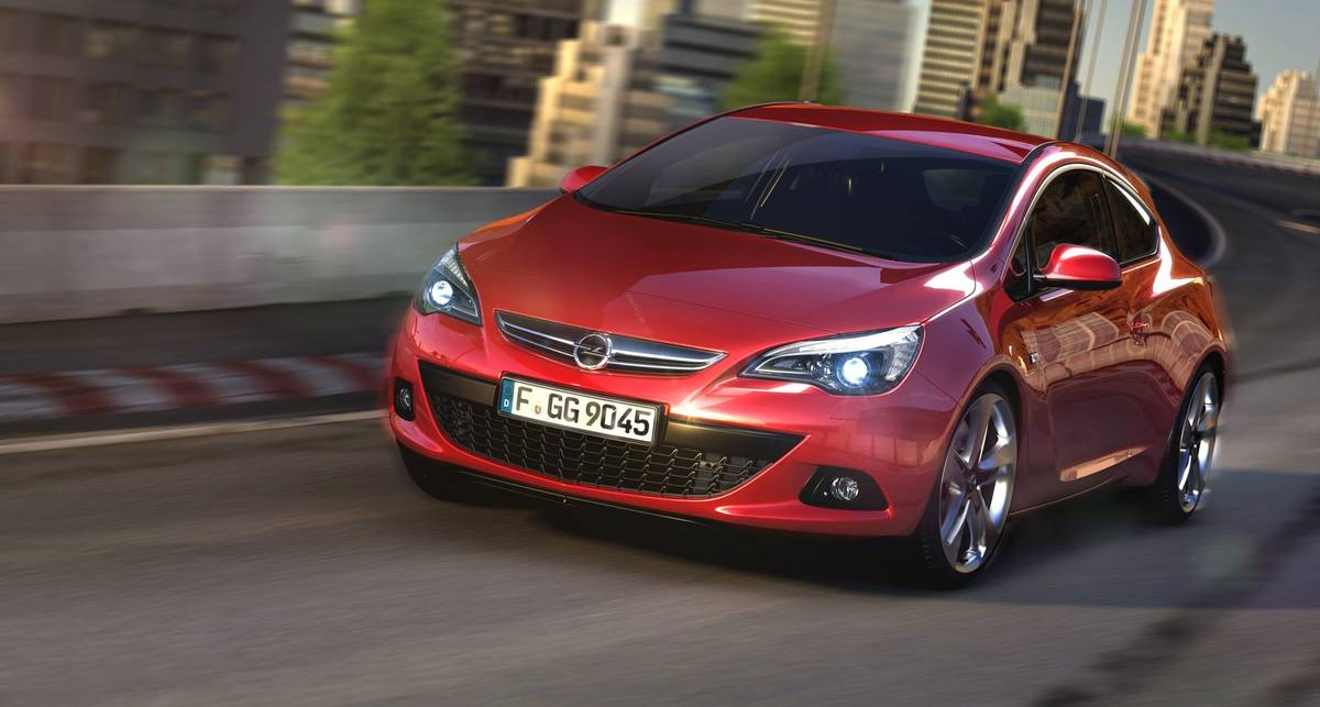 Opel представил виртуальную новинку (фото)