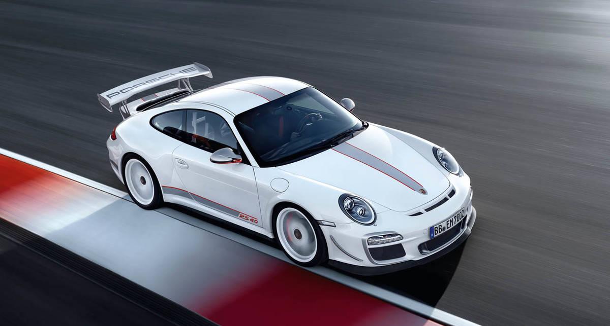 Porsche создала экстремальный дорожный болид (фото)