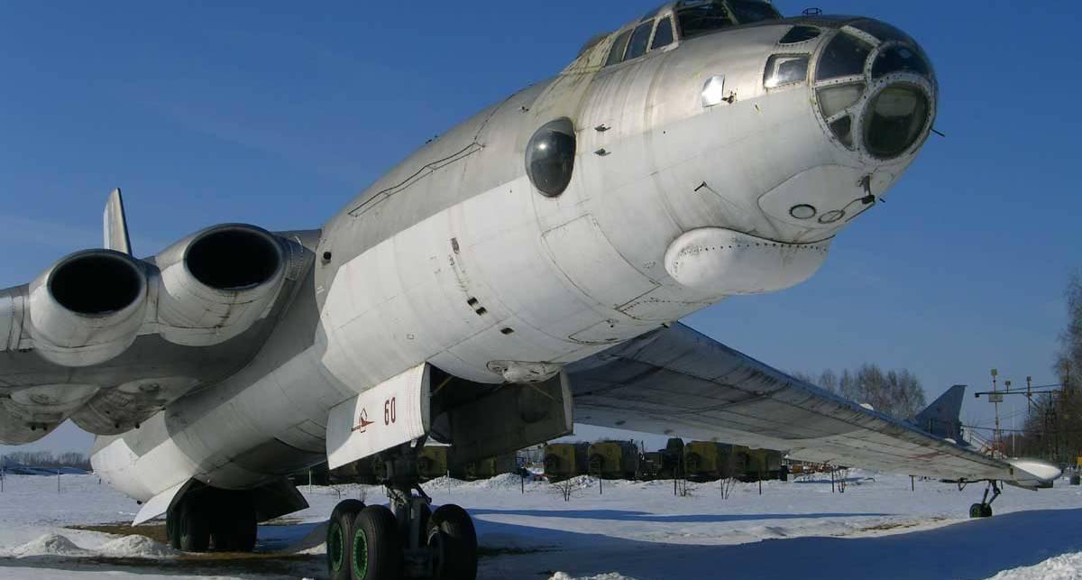 Ядерные монстры: ТОП опасных самолетов Мясищева