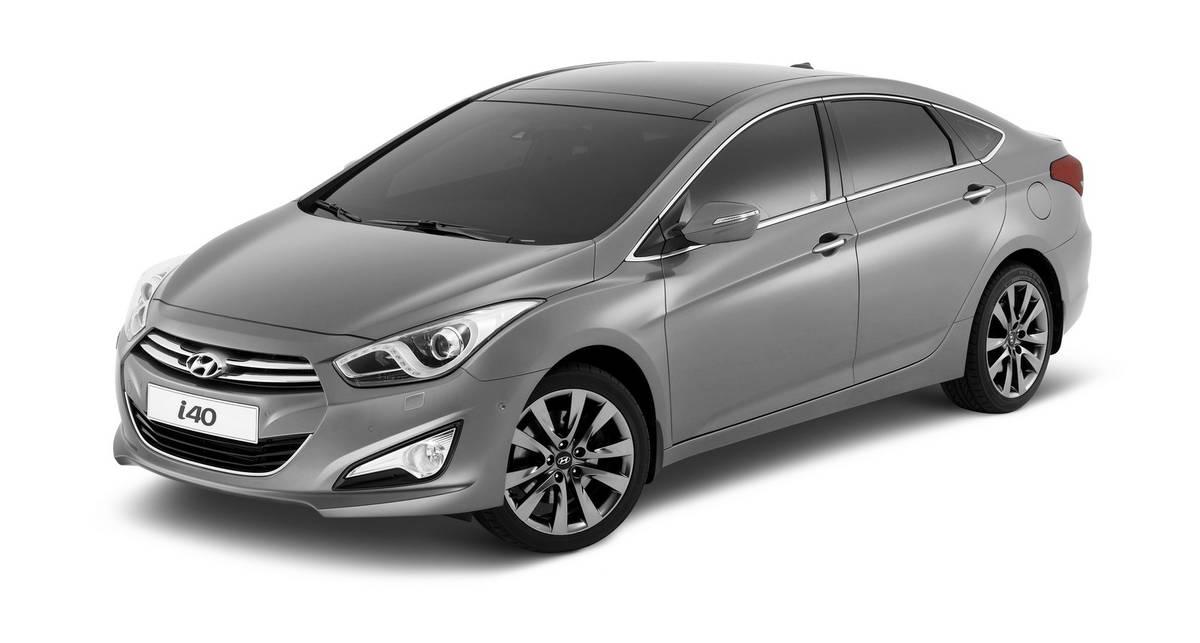 Hyundai  официально показала новый седан для Европы (фото)