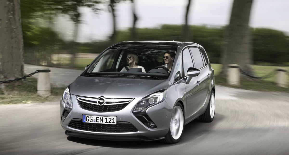 Opel рассекретил новую модель (фото)
