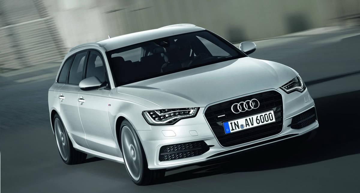 Audi представила стильное авто для состоятельных дачников (фото)