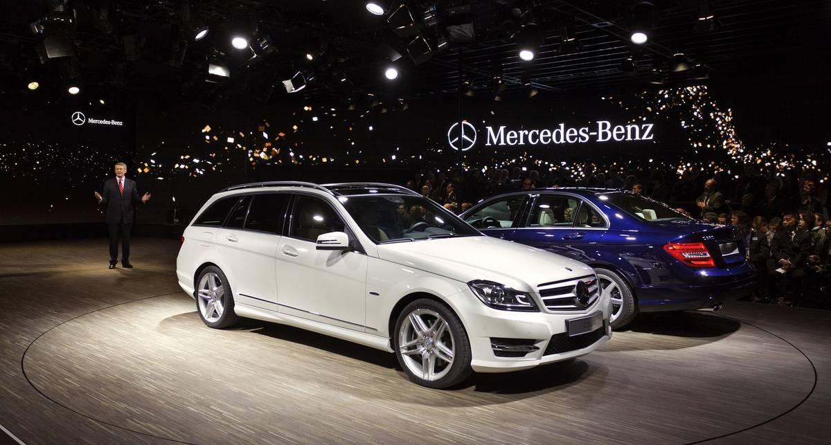 В конце мая Mercedes покажет в Киеве свой бестселлер (фото)