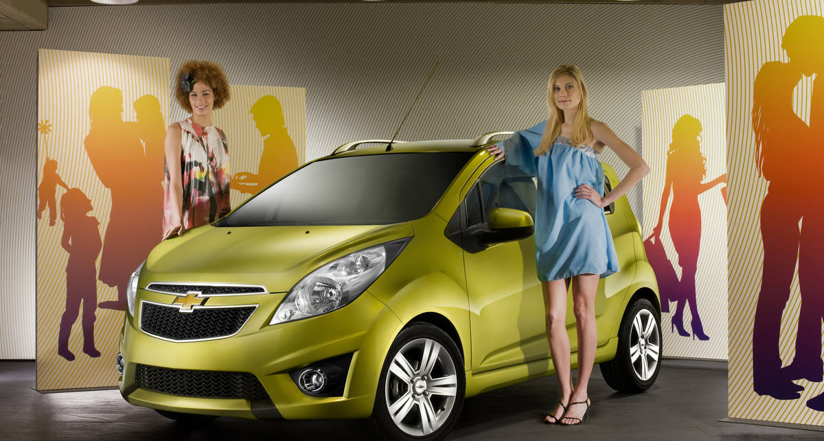 Chevrolet приготовила для SIA 2011 две новинки (фото)