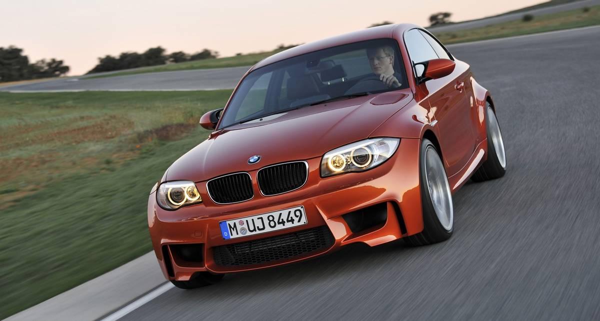 Самая маленькая и мощная BMW пробралась в Европу (фото, видео)