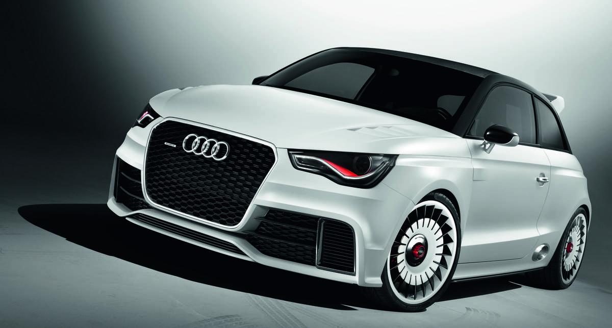 Audi превратила самую маленькую модель в суперкар (фото)