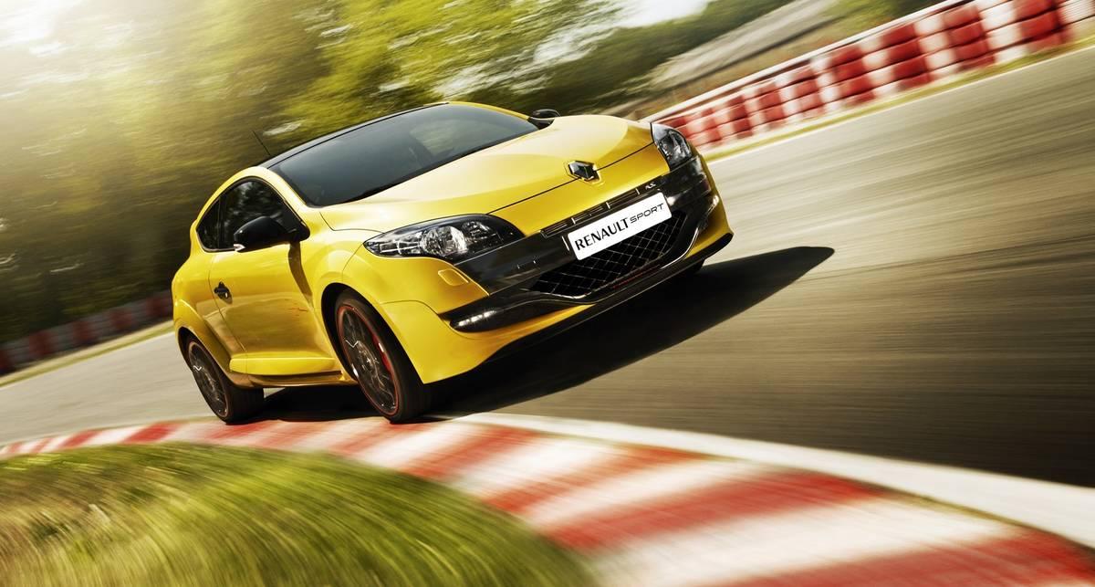Renault сделала из городского авто спорткар (фото)