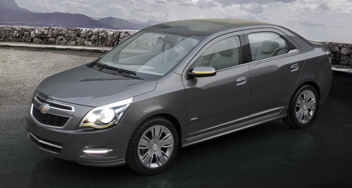 Chevrolet создала новый недорогой седан (фото)