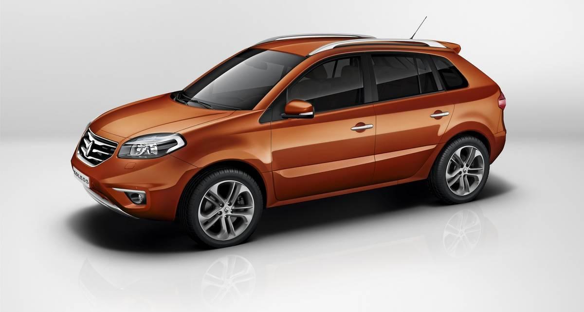 Renault официально представила новый Koleos (фото)