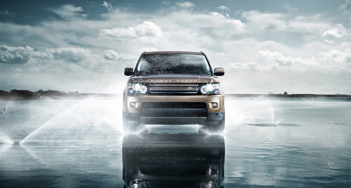 Range Rover Sport стал мощнее и расторопнее (фото)