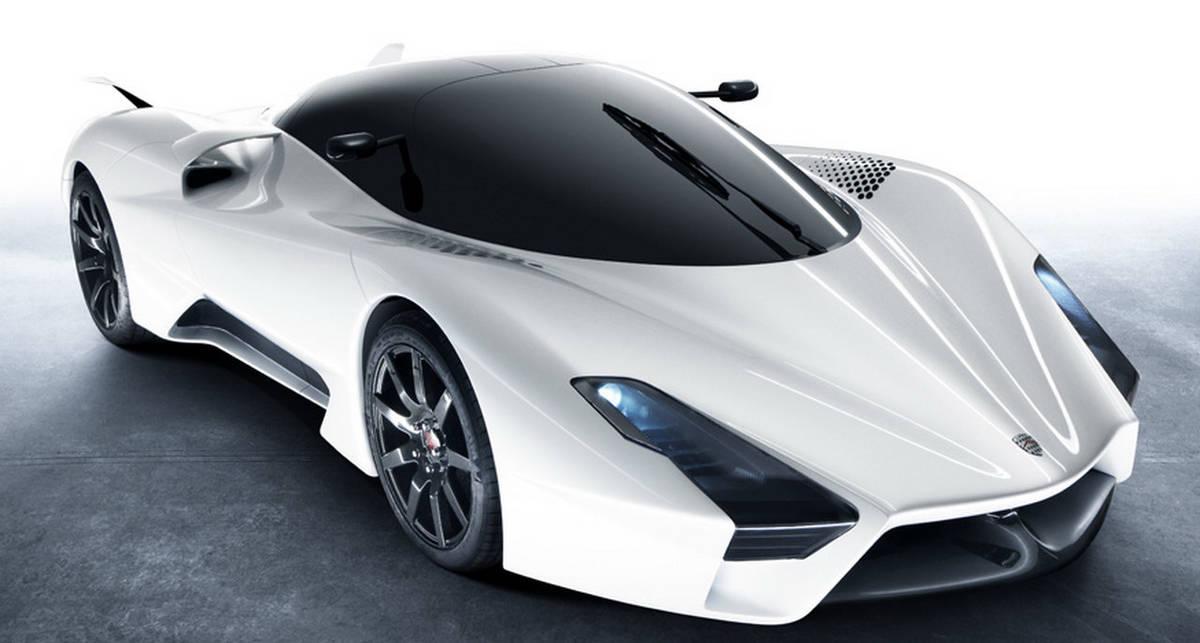 Самое быстрое авто в мире назвали в честь ящерицы (фото)