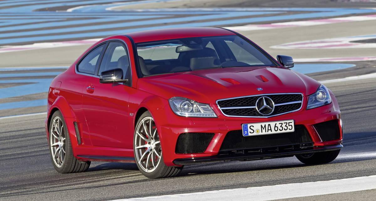 Mercedes-Benz выпустил самую мощную