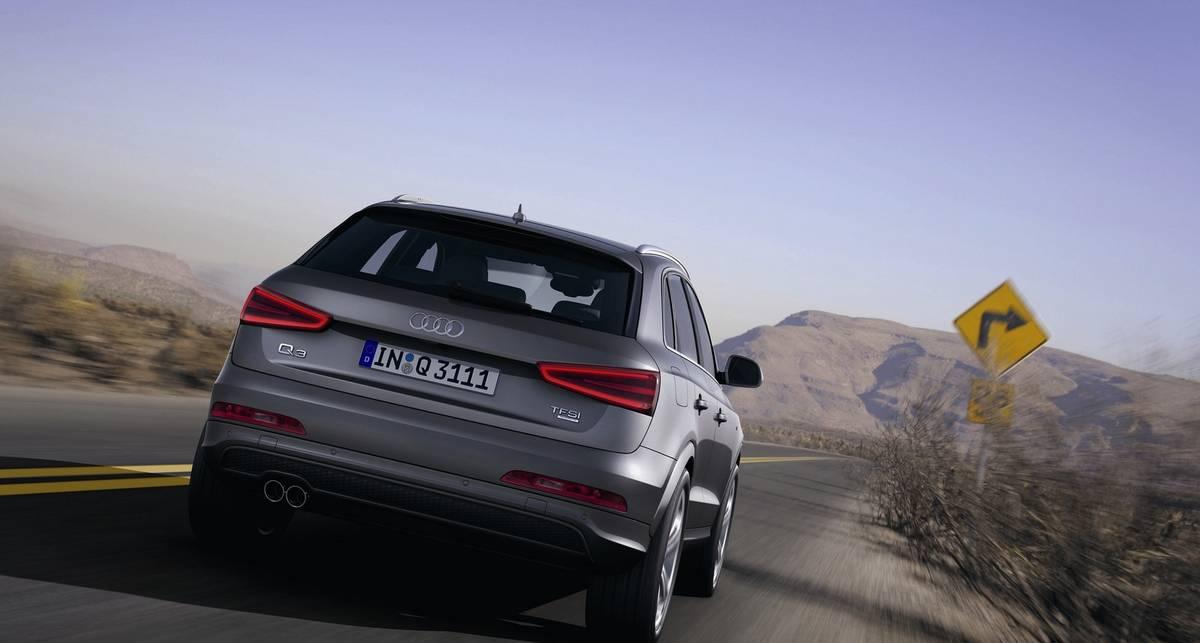Audi Q3  продадут в Украине за ? 40 тыс. (фото)