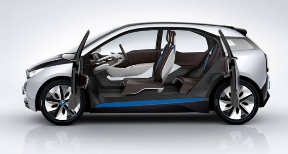 BMW показала два самых современных концепта (фото)