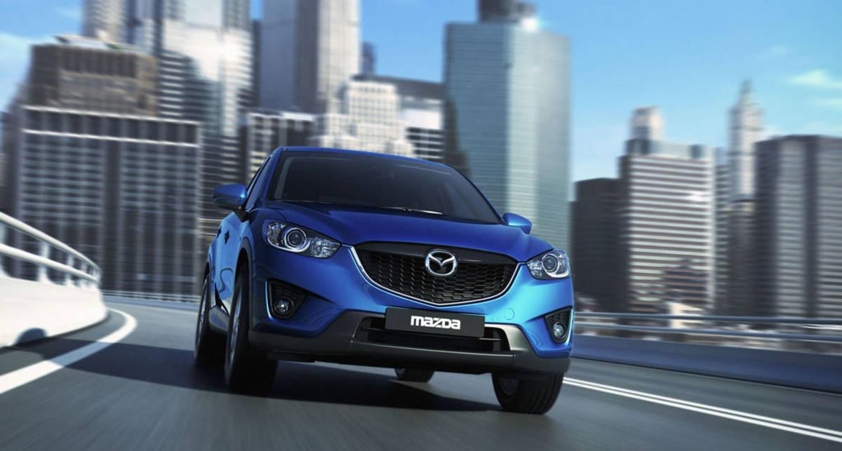 Mazda рассекретила новый CX-5 еще до премьеры (фото)