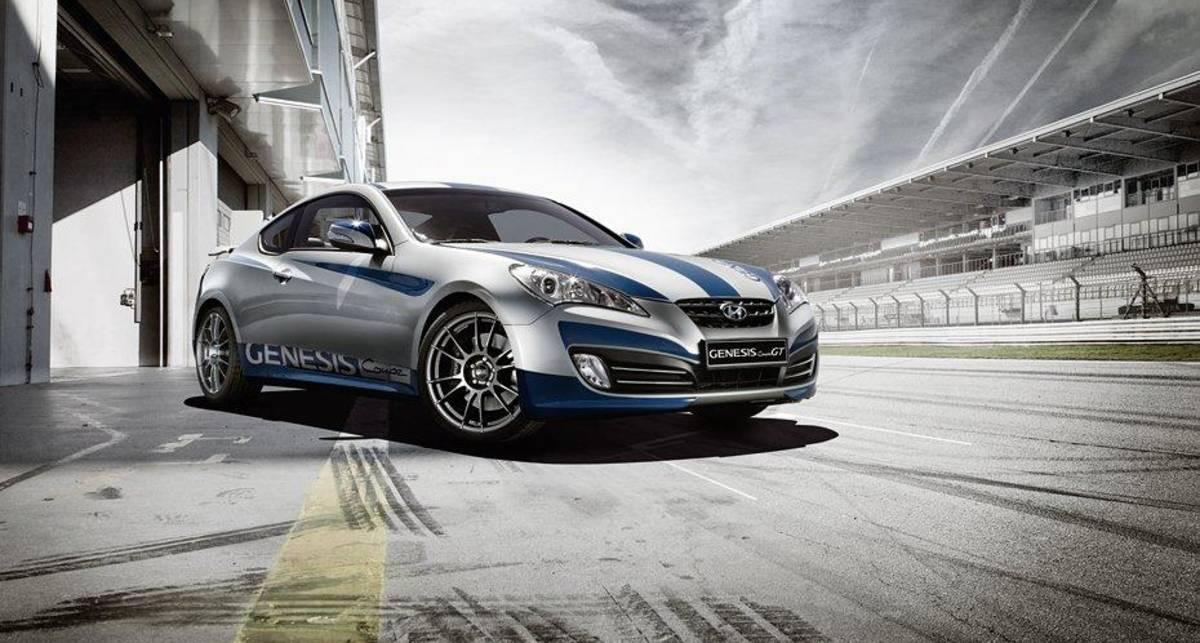 Hyundai порадует немцев заряженным купе (фото)