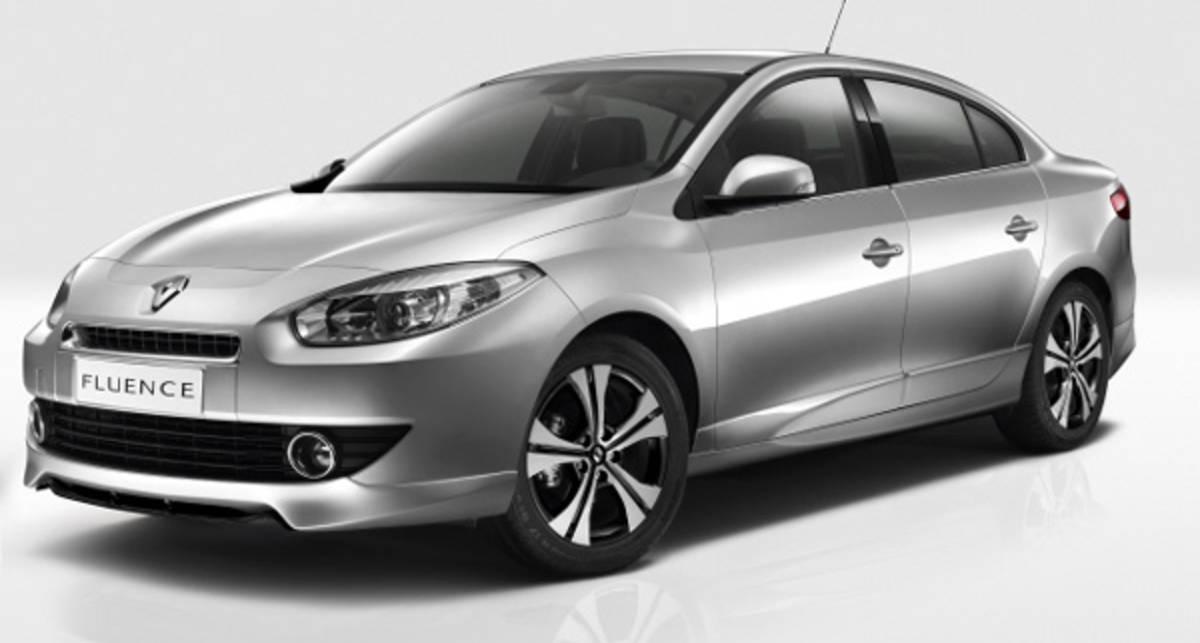 В Украине появилась специальная версия Renault Fluence