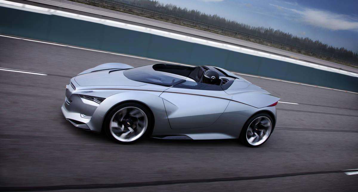 Chevrolet покажет во Франкфурте свое будущее (фото)