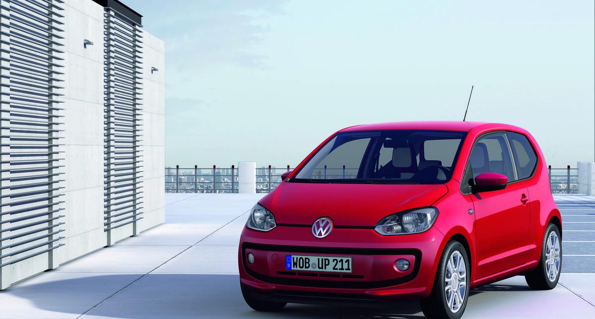 VW покажет во Франкфурте самую маленькую модель (фото)