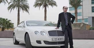 Джеймс Бонд променял Aston Martin на Bentley Continental GT