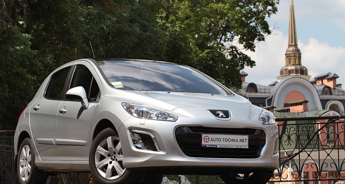 Тест-драйв Peugeot 308: лев прячет клыки (фото, видео)