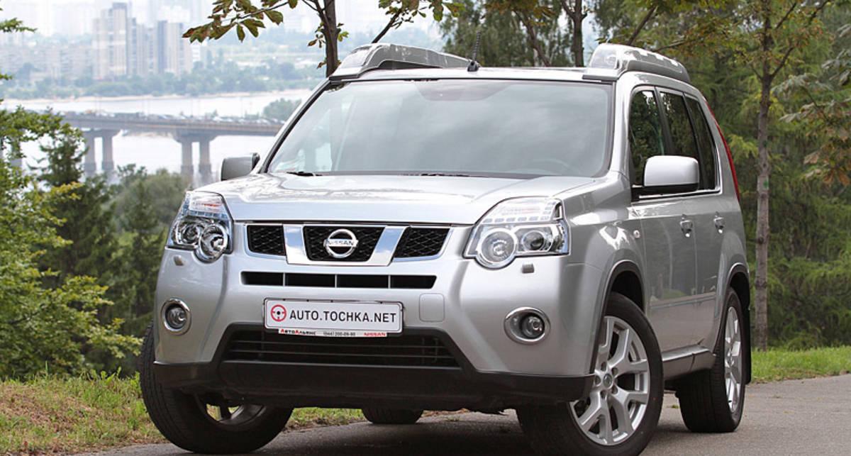Тест-драйв Nissan X-Trail: когда рестайлинг не в убыток (фото, видео)