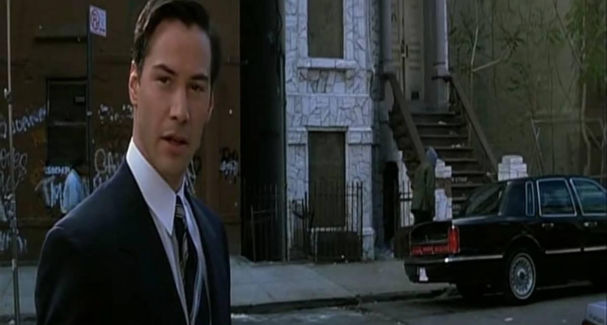 Lincoln Town Car - звезда американского кино (фото)