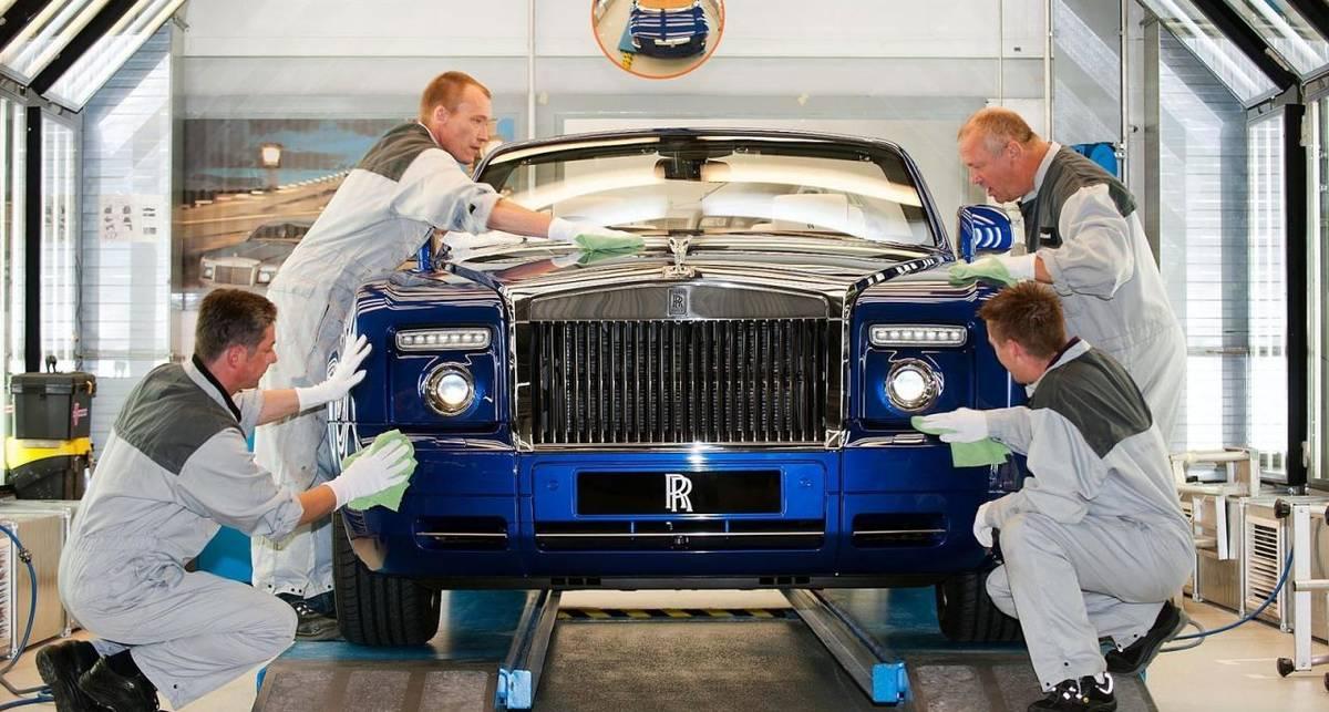 Британцы представили самый роскошный Rolls-Royce (фото)