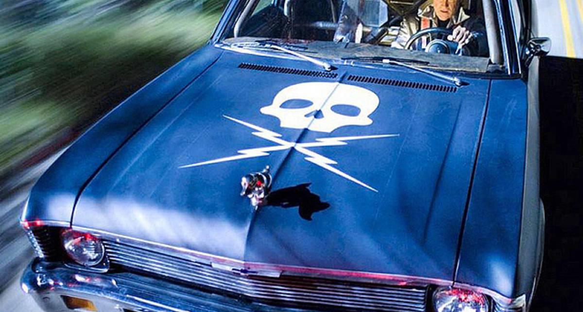 ТОП-5 автомобилей-убийц в кино (фото)
