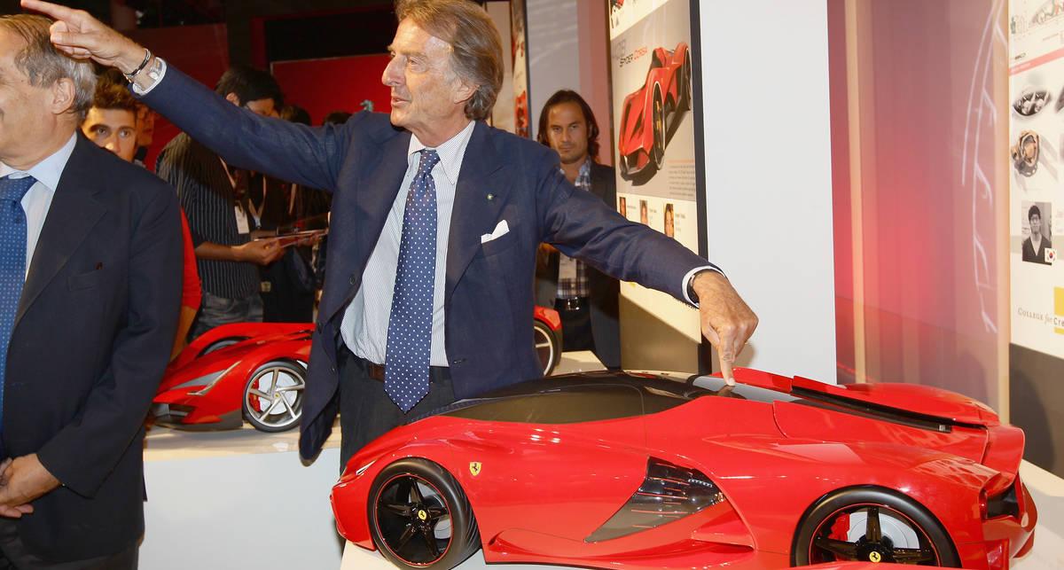 Студенты создали будущее Ferrari (фото)